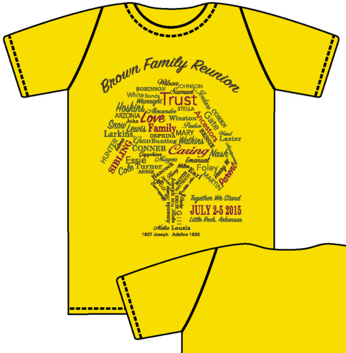 Brown Family Reunion 2015-TShirts_2